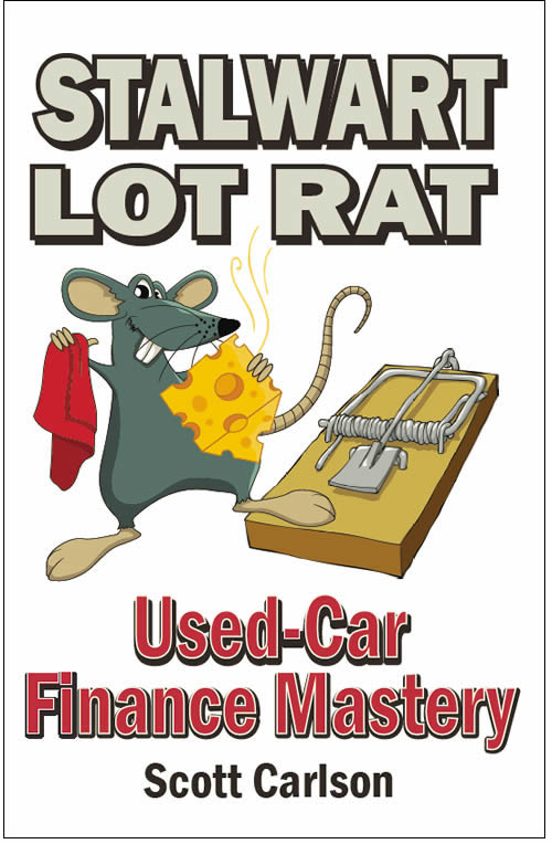 Stalwart Lot Rat by Scott Carlson - click to Purchase